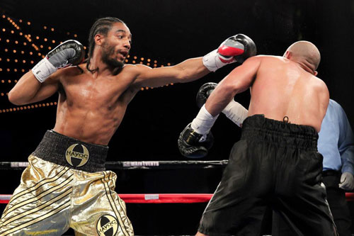 PHILLY BOXING HISTORY - April 20, 2013 - Fury Knocks Out ...